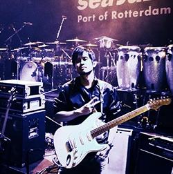 Yohei Nakamura(Stevie Wonder)